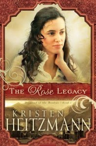 The Rose Legacy cover art