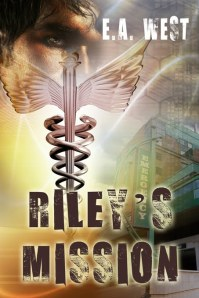 Riley's Mission cover art