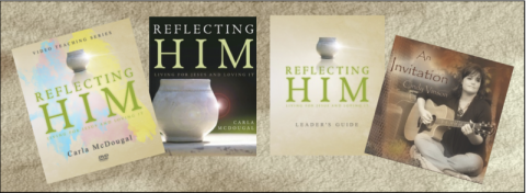 photo of Video Teaching Series, Bible Study Book, Leader Guide, and Music CD