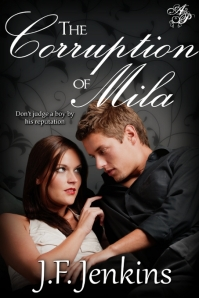 The Corruption of Mila cover art