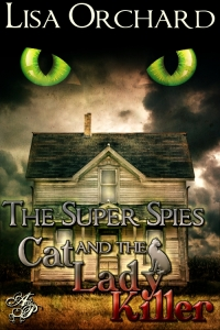 The Super Spies and the Cat Lady Killer cover art