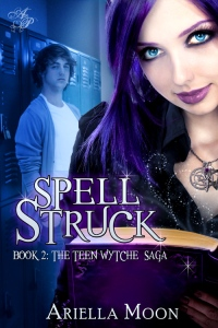 Spell Struck cover art