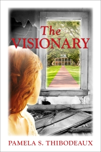 The Visionary print book cover art