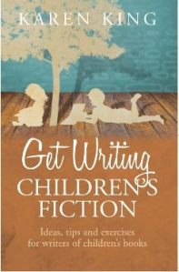 Get Writing Childrens Fiction cover art