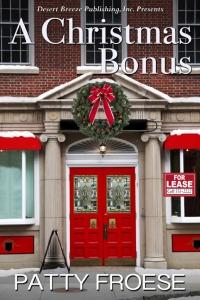 A Christmas Bonus cover art