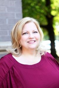 photo of author Rachel Jones