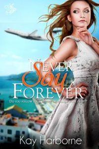 Never Say Forever cover art