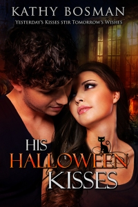 His Halloween Kisses cover art