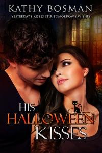 His Halloween Kisses cover art