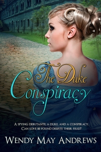 The Duke Conspiracy cover art