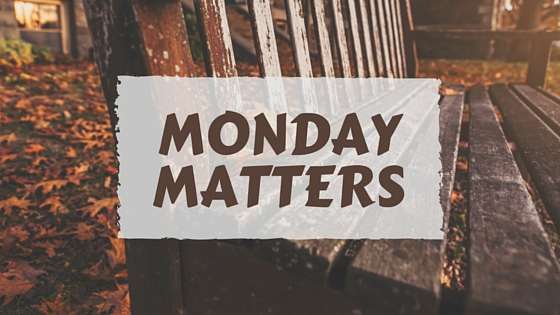 Monday Matters graphic