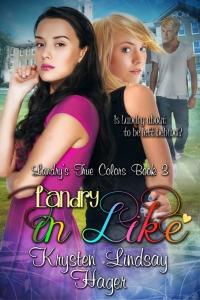 Landry in Like cover art