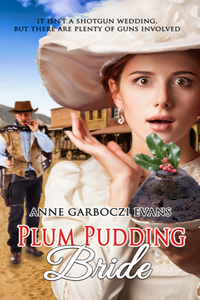 Plum Pudding Bride cover art