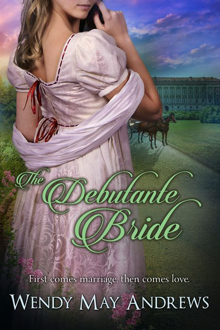 The Debutante Bride cover art