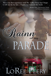 Rainn on My Parade cover art