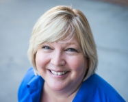 photo of author Suzy Parish