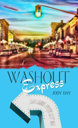 Washout Express cover art
