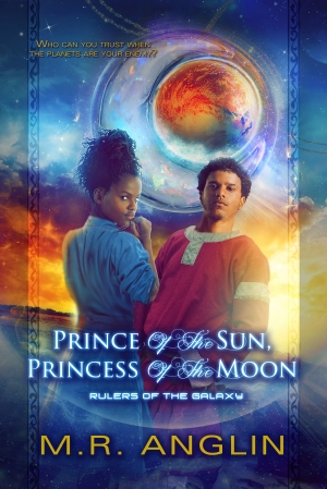 Prince of the Sun, Princess of the Moon cover art