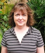 photo of author Kim McMahill