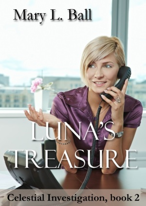 Luna's Treasure cover art