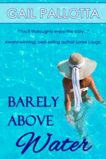 Barely Above Water cover art