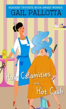 Hair Calamities and Hot Cash cover art