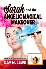 Sarah and the Angelic Magical Makeover cover art