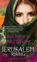 Jerusalem Rising cover art