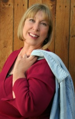 photo of author Marilyn Leach