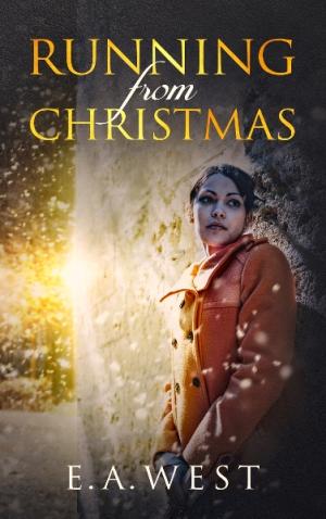 Running from Christmas cover art