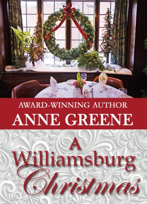 A Williamsbrg Christmas cover art