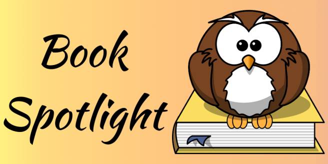 book spotlight owl graphic